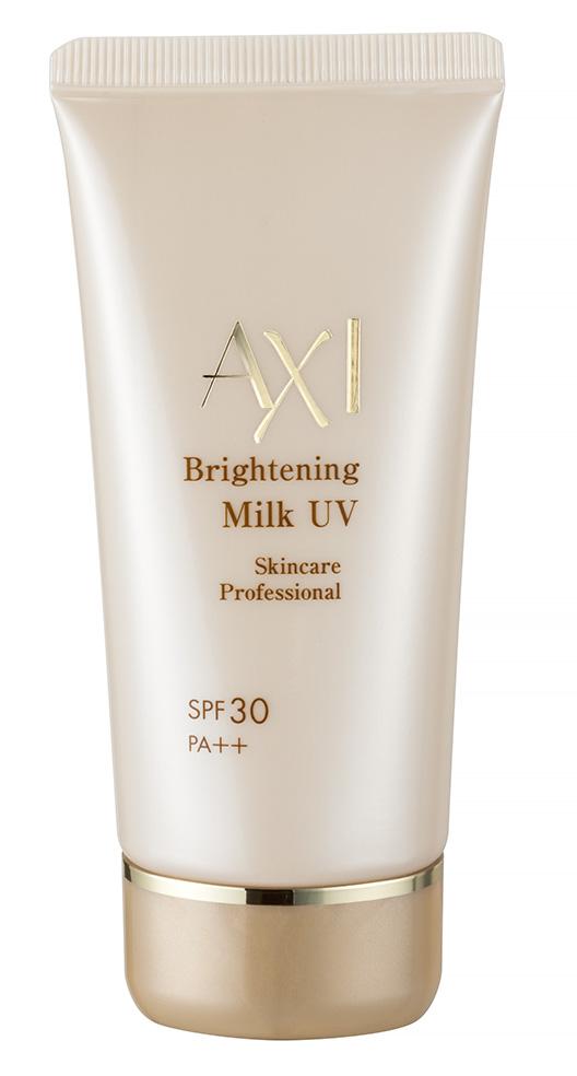AXIブライトニングミルクUV SPF30 PA++