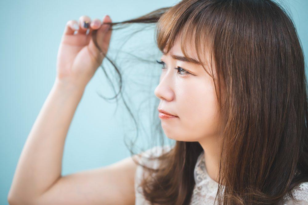 縮毛矯正という技術はしっかりとした知識と技術がないと、髪はボロボロになっていきます。