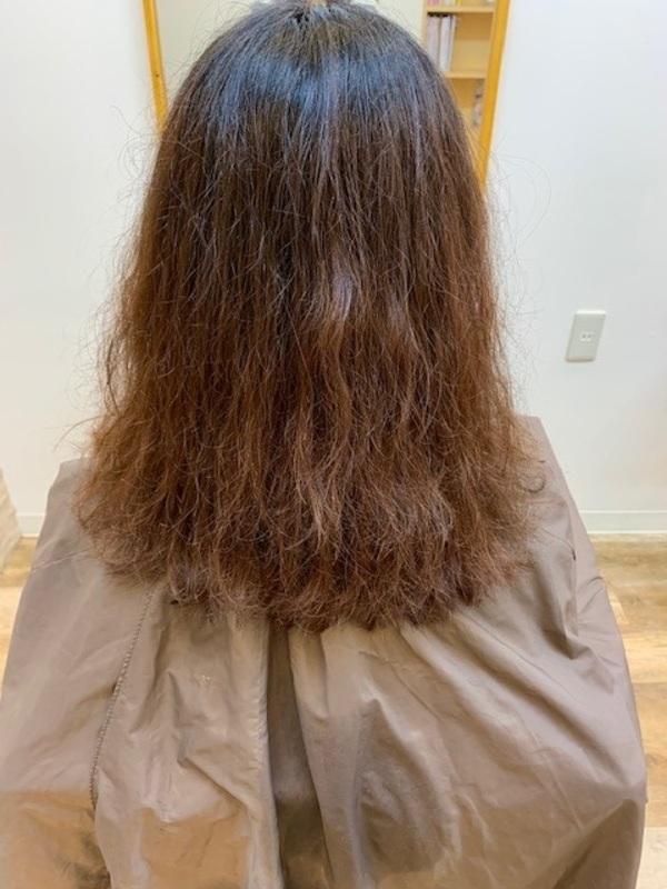 梅雨も快適。髪質改善オトナ縮毛矯正サムネイル