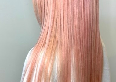 斬新過ぎる髪質改善キヲクトリートメントカラーサムネイル
