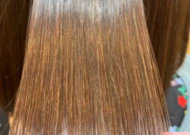 傷まない縮毛矯正!髪質改善!かける前よりも綺麗になる!サムネイル