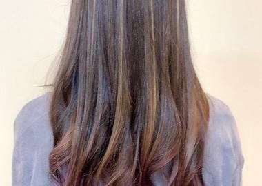 髪質改善しながらニュアンスカラーでオシャレを楽しむサムネイル